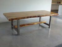 Myrtle Wood Dining Table